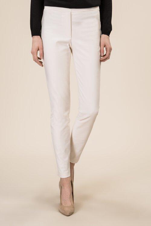 Spodnie Hallhuber 0-1920-25763_106 kremowy