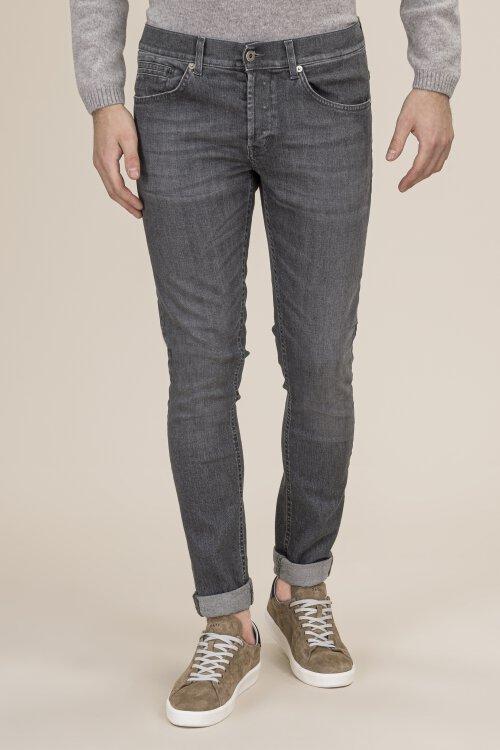 Spodnie Dondup UP232_DS0251U_900 szary