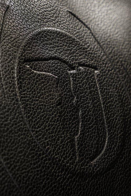 Torba Trussardi Jeans 75B00843_9Y099999_K299 czarny