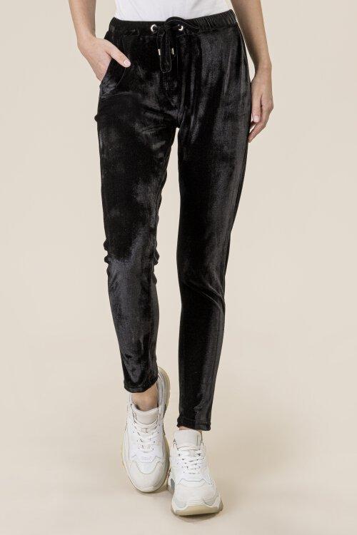 Spodnie Fraternity JZ19_W-TRO-0056 _BLACK czarny