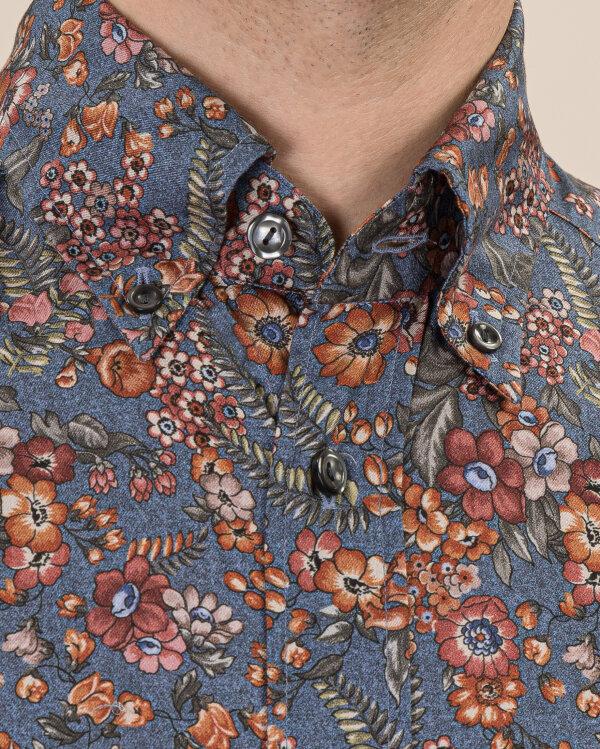 Koszula Eton 1000_00691_27 niebieski