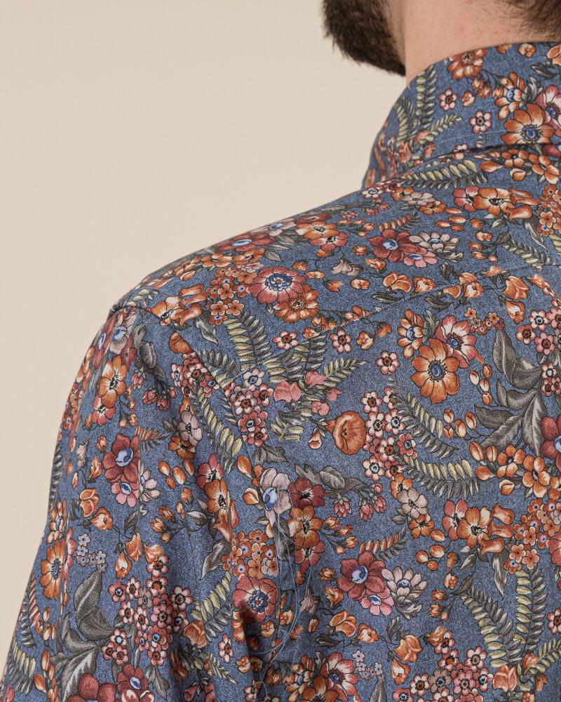 Koszula Eton 1000_00691_27 niebieski - fot:4