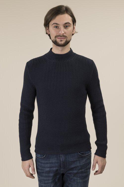 Sweter Henri Lloyd A192153013_601 granatowy