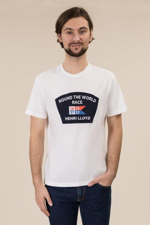 T-Shirt Henri Lloyd A192155030_010 biały
