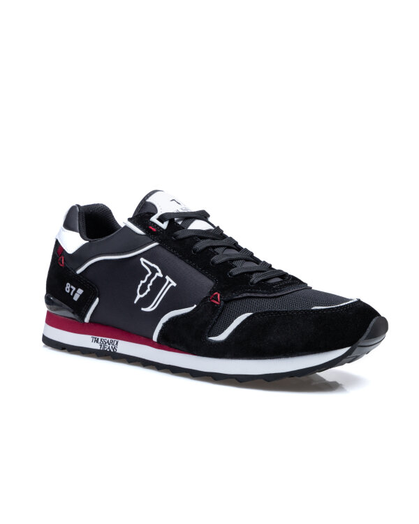 Buty Trussardi Jeans 77A00188_9Y099999_K605 czarny
