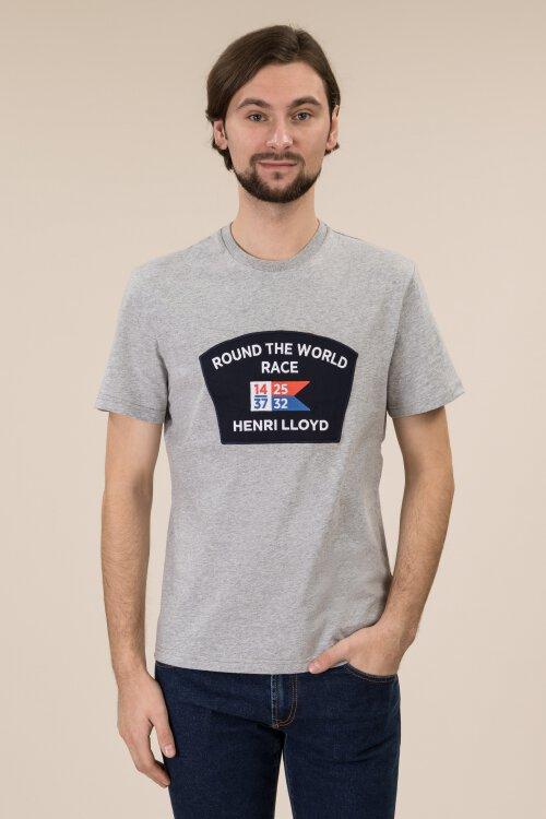 T-Shirt Henri Lloyd A192155030_901 szary