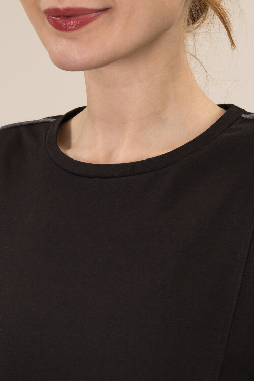 T-Shirt Mexx 53629_190303 czarny