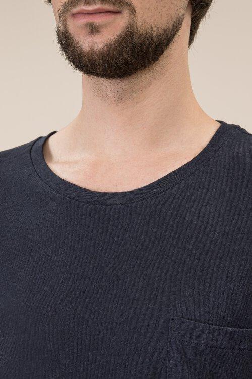 T-Shirt Henri Lloyd A192155020_601 granatowy