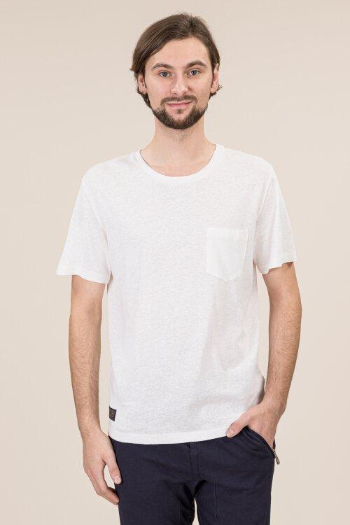 T-Shirt Henri Lloyd A192155020_010 biały