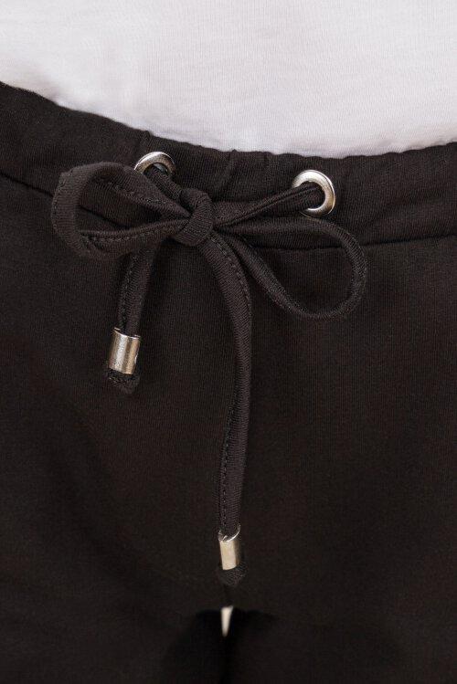 Spodnie Fraternity JZ19_W-TRO-0056_SILVER BEE czarny