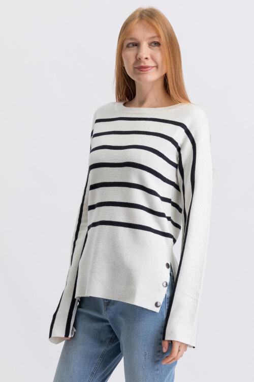 Sweter Gas 98476_CHENDI_1017 biały