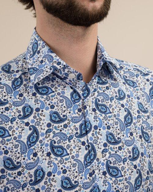 Koszula Eton 1000_00739_25 niebieski