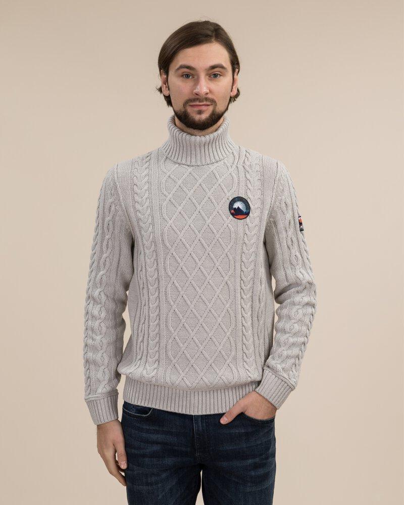 Sweter Lerros 29O5755_204 beżowy - fot:1