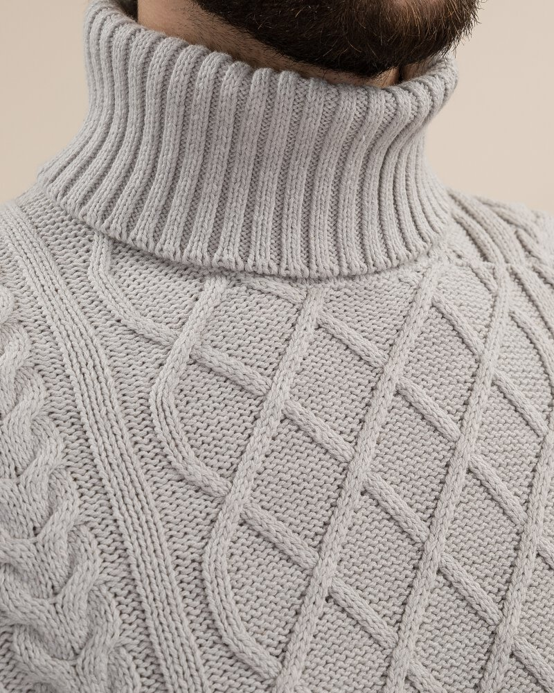 Sweter Lerros 29O5755_204 beżowy - fot:2