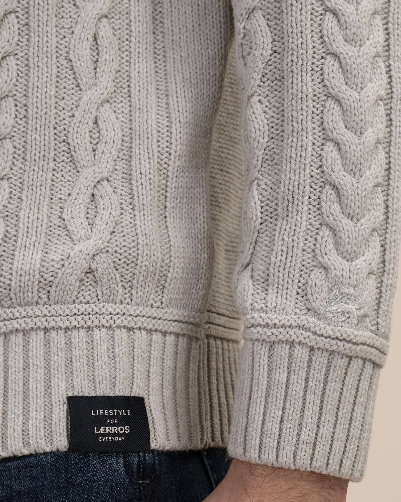 Sweter Lerros 29O5755_204 beżowy - fot:6
