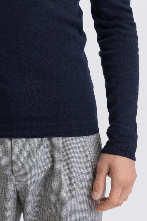 Sweter Baldessarini 05134_49077_6300 granatowy