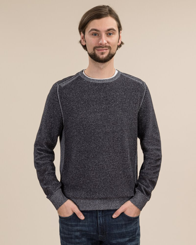 Sweter Lerros 2995026_485 czarny - fot:1