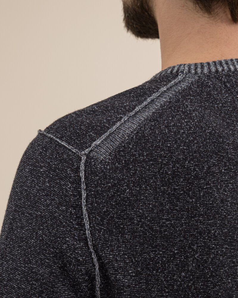 Sweter Lerros 2995026_485 czarny - fot:5