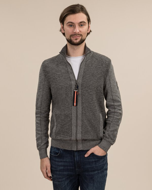 Sweter Lerros 29O5543_250 szary