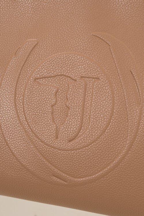 Torba Trussardi Jeans 75B00843_9Y099999_W110 beżowy