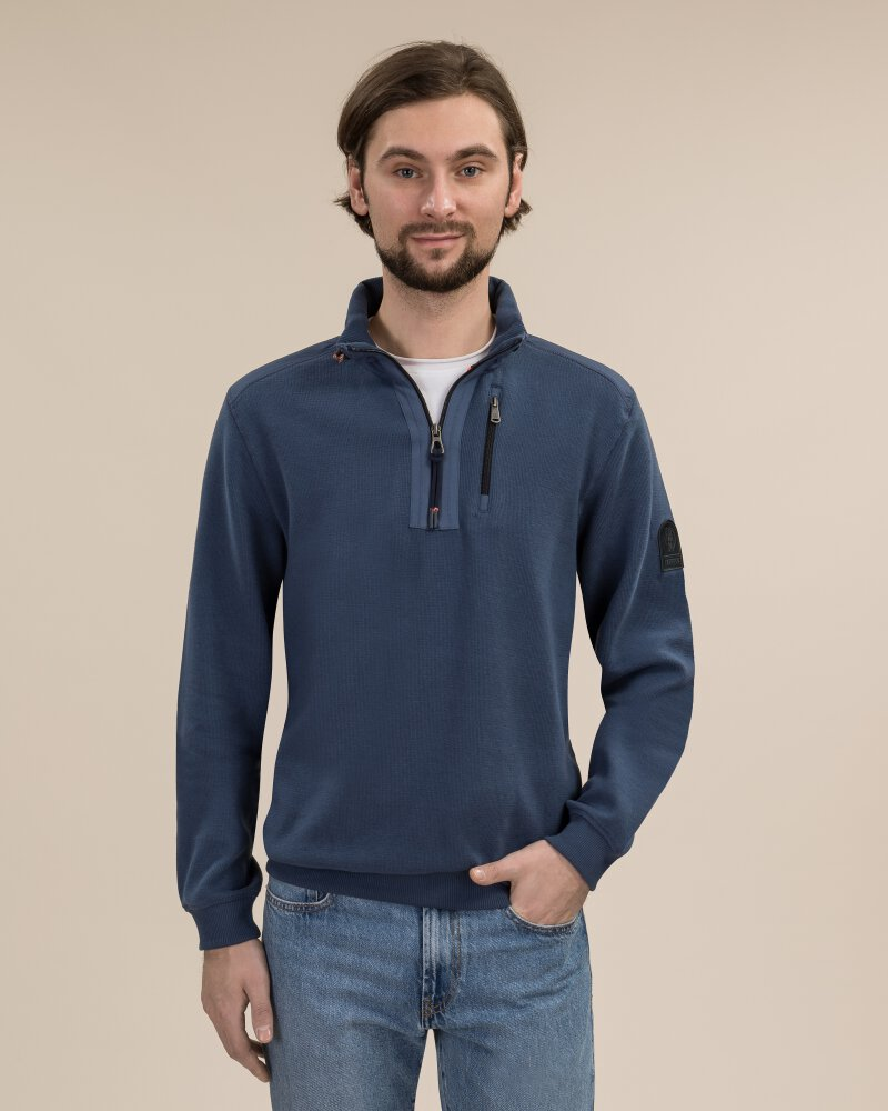 T-Shirt Lerros 29O4451_448 niebieski - fot:1