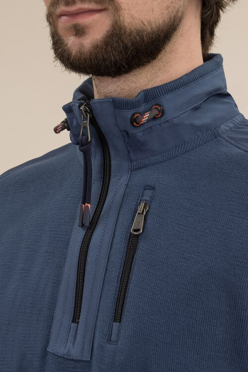 T-Shirt Lerros 29O4451_448 niebieski
