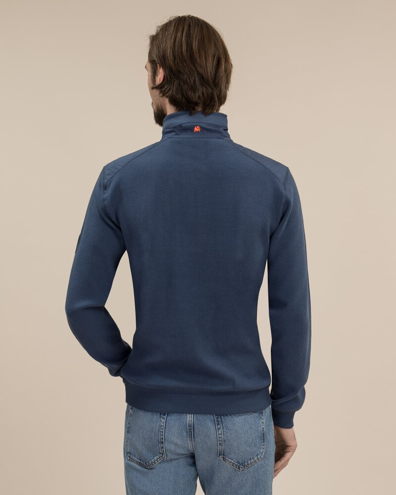 T-Shirt Lerros 29O4451_448 niebieski - fot:3