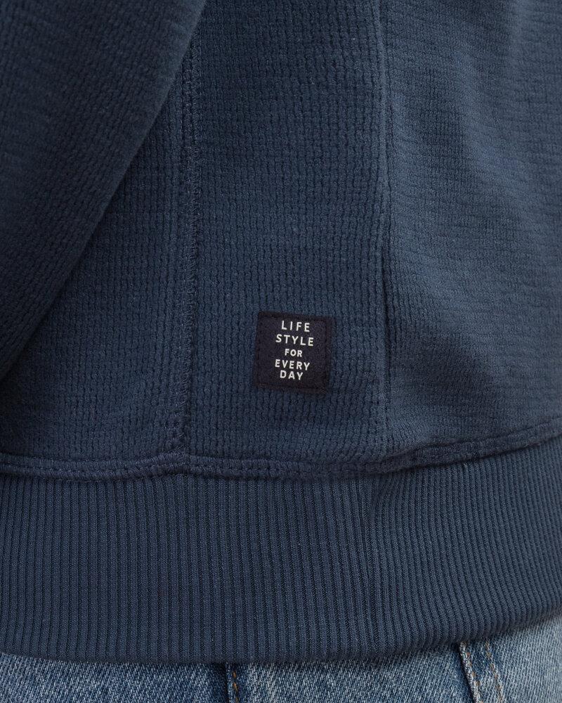 T-Shirt Lerros 29O4451_448 niebieski - fot:4