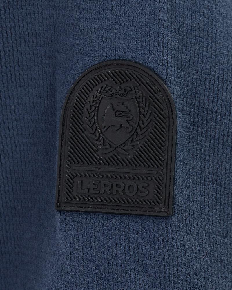 T-Shirt Lerros 29O4451_448 niebieski - fot:5