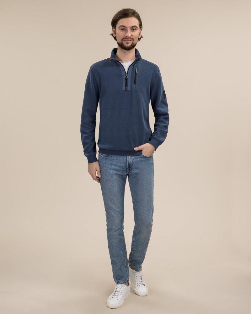 T-Shirt Lerros 29O4451_448 niebieski - fot:7