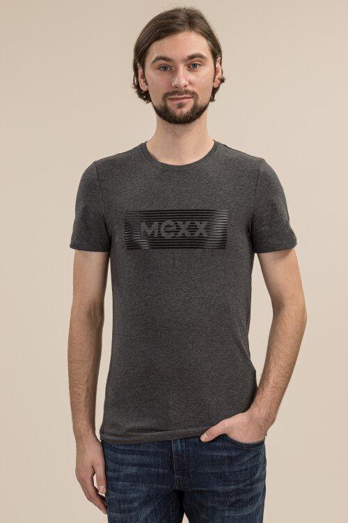 T-Shirt Mexx 53608_300104 szary