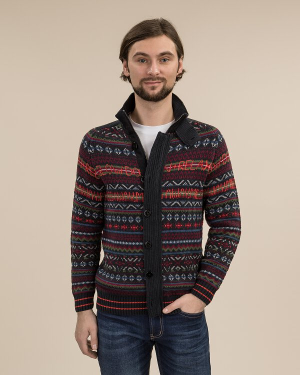 Sweter Lerros 29O5553_486 wielobarwny