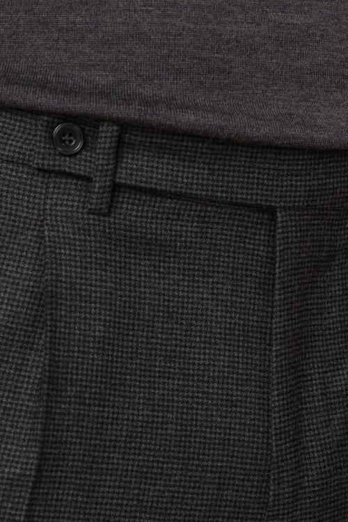Spodnie Berwich MZ1853X_SMOKE szary