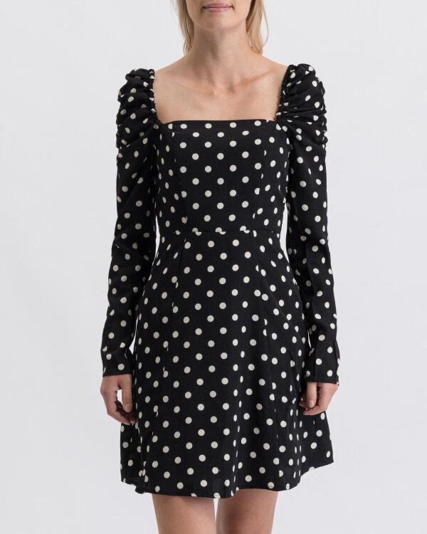 Sukienka Na-Kd 1100-001883_BLACK biały