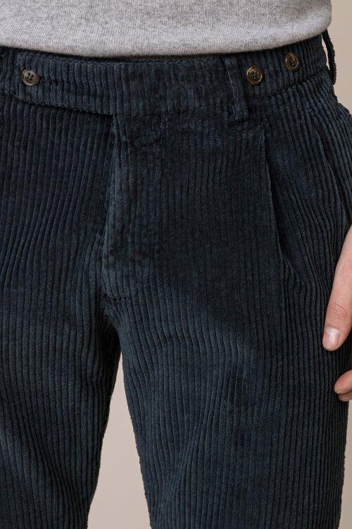 Spodnie Berwich DV0001_ASFALTO granatowy