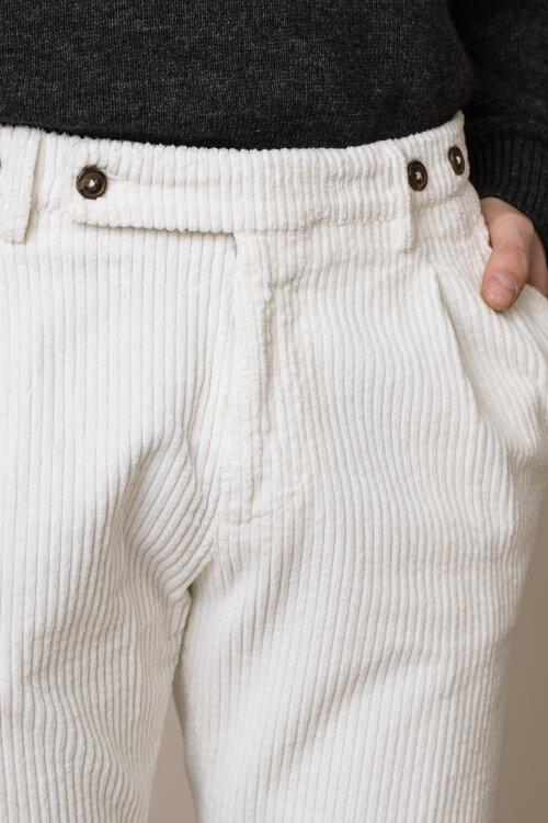 Spodnie Berwich DV0001_PANNA beżowy