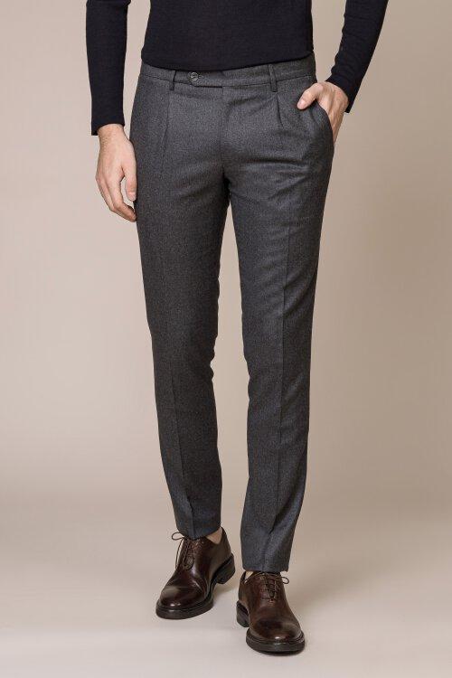 Spodnie Berwich VD2109_MID GREY szary