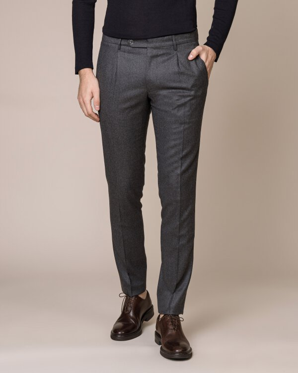 Spodnie Berwich VD2109_MID GREY ciemnoszary