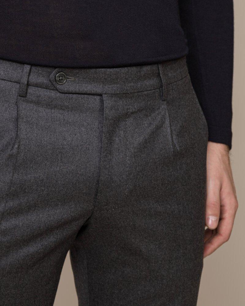 Spodnie Berwich VD2109_MID GREY szary - fot:2