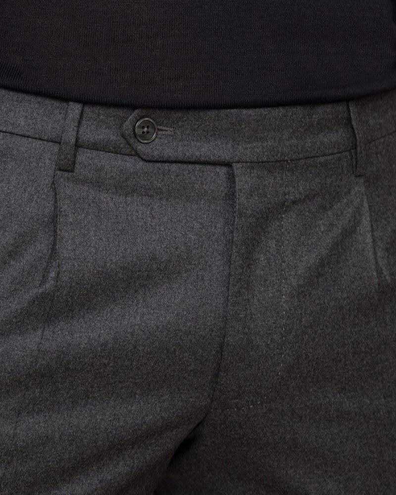 Spodnie Berwich VD2109_MID GREY szary - fot:4