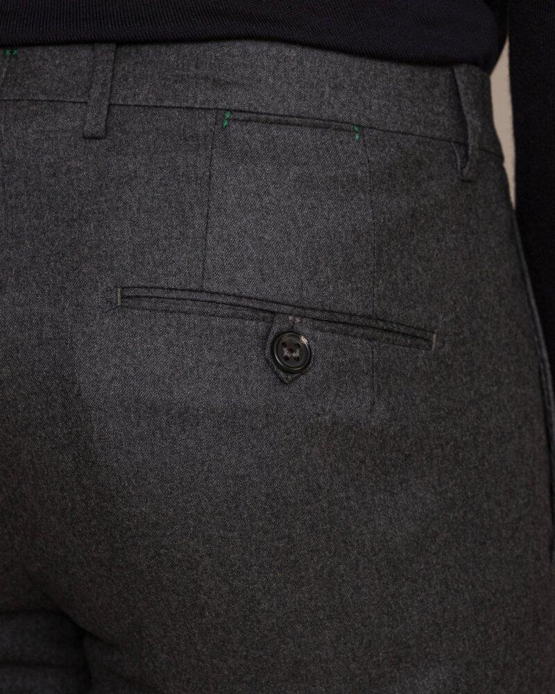 Spodnie Berwich VD2109_MID GREY szary - fot:6