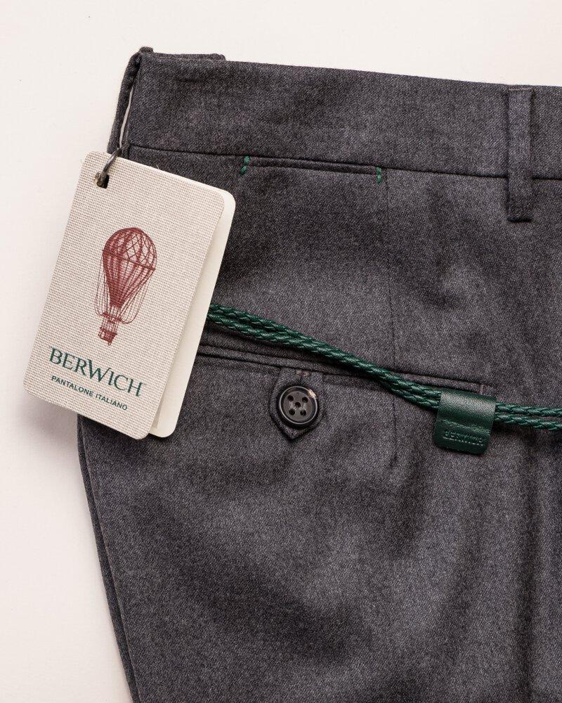 Spodnie Berwich VD2109_MID GREY szary - fot:8