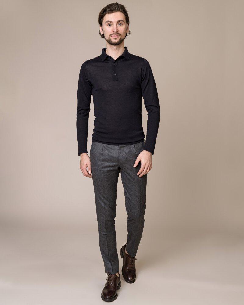 Spodnie Berwich VD2109_MID GREY szary - fot:9