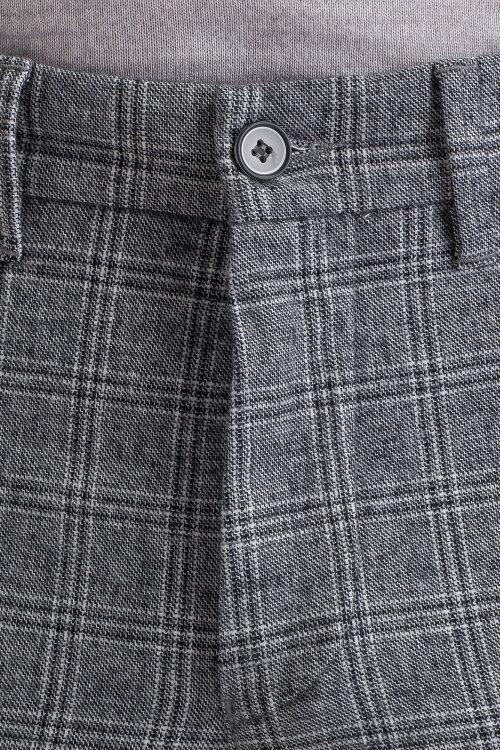 Spodnie Brühl Alfredo DO_0647184200100_720 szary
