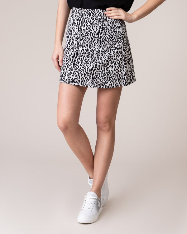 Spódnica Na-Kd 1018-002841_BLACK&WHITE LEO biały