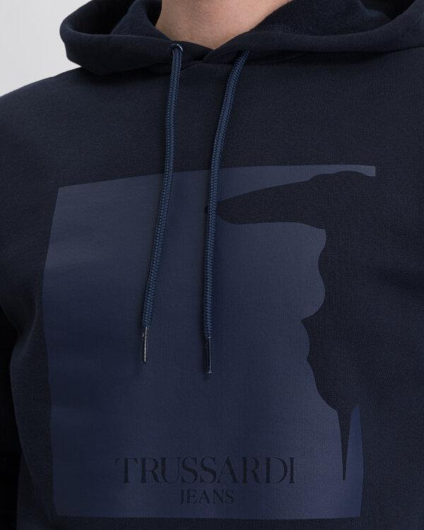 Bluza Trussardi Jeans 52F00091_1T003041_U290 granatowy