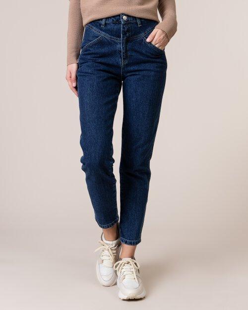 Spodnie Na-Kd 1018-002308_Mid Blue Niebieski Na-Kd 1018-002308_MID BLUE niebieski