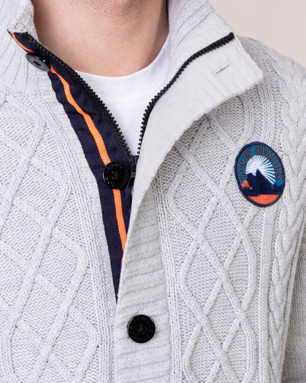 Sweter Lerros 29O5554_204 szary