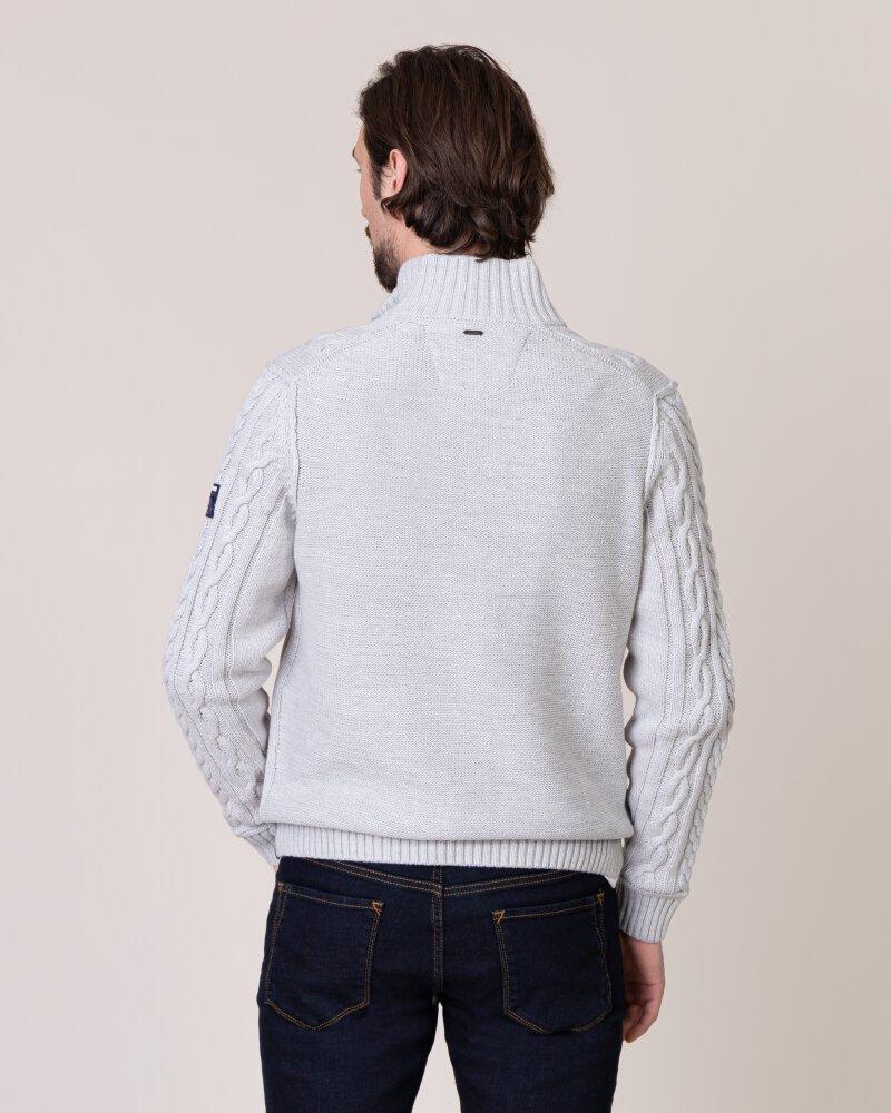 Sweter Lerros 29O5554_204 szary - fot:3