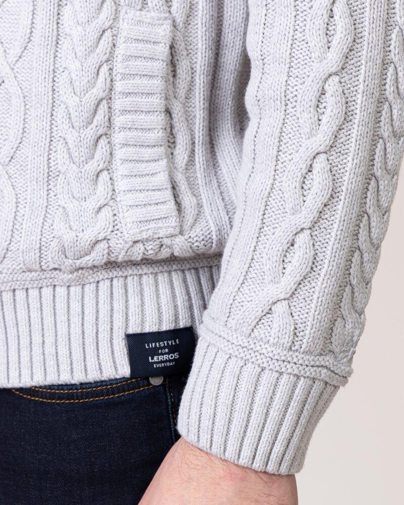 Sweter Lerros 29O5554_204 szary - fot:7